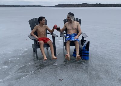 Cheers to Summer Coming Soon--LazyLoonLakehouse.com